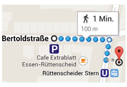 Parkplatz Rüttenscheid